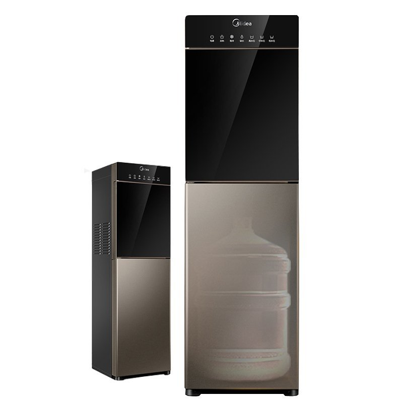 Mỹ (Midea) YD1316S-X dạng tháp loại nóng và lạnh dưới gắn số ba nước sôi gan không khí, nước, lọc má