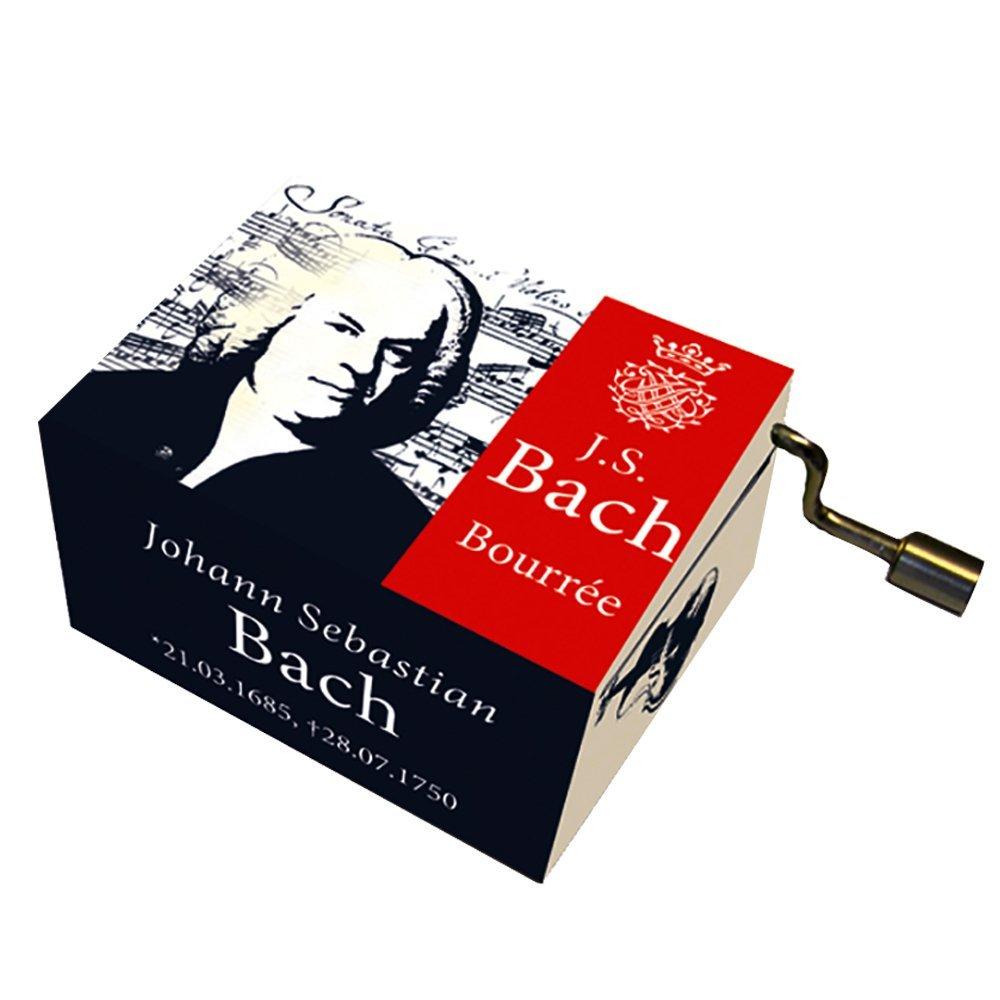 Fridolin 58426 – – John hộp nhạc Bach.