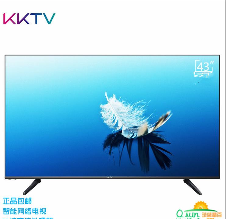 Smart TV  KKTV K43J/K40C1 10 bảng, TV độ nét cao trí thông minh nhân mạng tinh thể lỏng