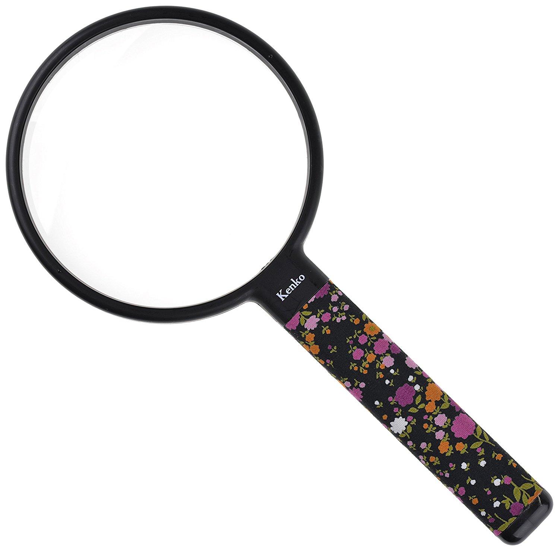 Kenko kính lúp đọc văn kính lúp parviflora 2.25 lần 90mm * * * *