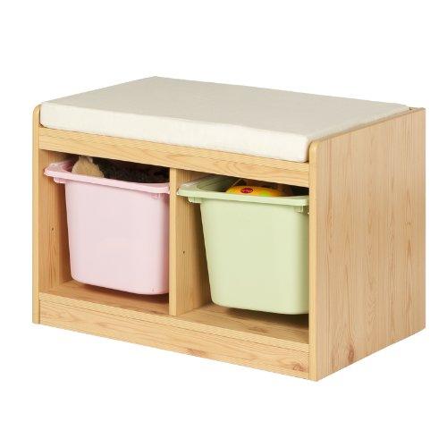 Homestar tốt đạt đồ chơi trẻ em tiếp nhận ghế dài, ngài nhận lấy cái hộp ngăn chứa cứ làm tiếp nhận