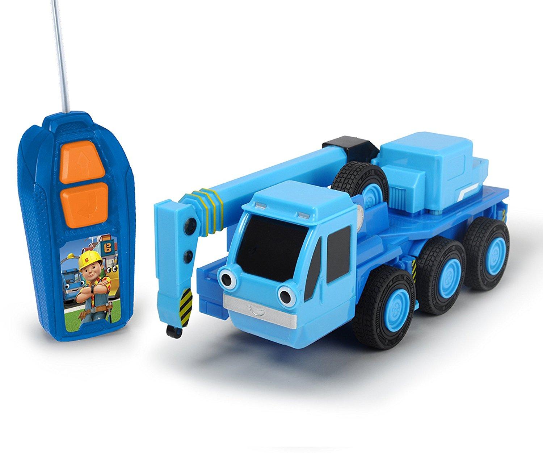 DICKIE TOYS 203133002 – RC của Tổng công trình sư Bob heppo, kiểm soát cần cẩu cẩu, đồ chơi, hebekra