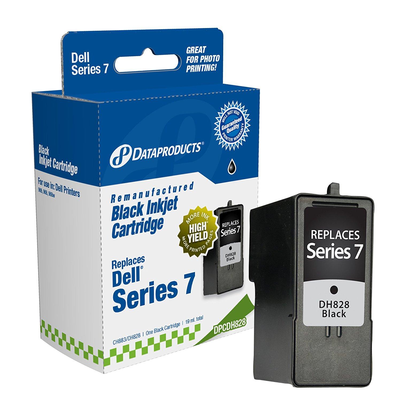 Dpcdh828 tái tạo dữ liệu hộp sản phẩm thay thế cho sản lượng cao ch883 / dh828 (đen).