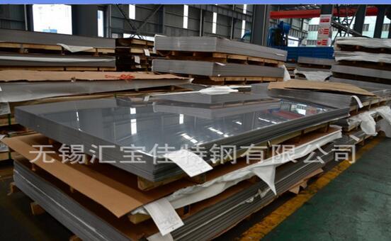 316L chịu ăn mòn thép tấm thép không gỉ hàng công nghiệp chế biến
