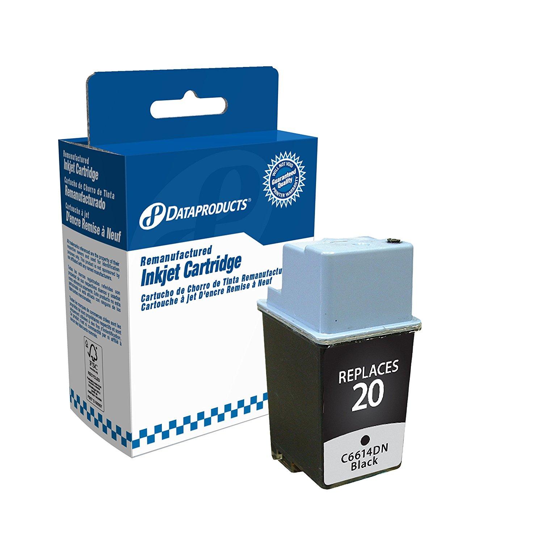 Sản phẩm tái tạo dữ liệu dpc14dn Hewlett - Packard # 20 thay thế (c6614dn) (hộp đen)
