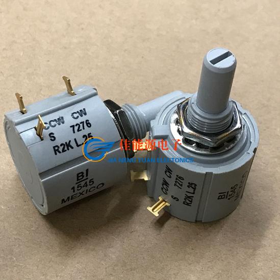 CCW CW s 7276 R2K L.25 nhiều vòng dây thanh mảnh vòng chiết áp nhập chính xác biến đổi điện trở