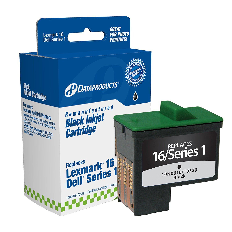 Dpcd5878b tái tạo dữ liệu hộp sản phẩm thay thế cho Dell t0529 (1 series), Sharpe uxc70b (đen)
