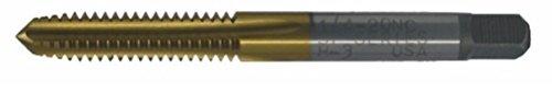 Viking Drill and Tool 46032 Type 24-UBN Straight Flute Plug Style Mag Super Premium Tap Bit, 5-40