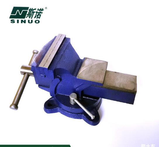 Các nhà sản xuất máy nhẹ và nặng 3 - 12 inch inch inch vise 8 hoạt động đưa đe máy cái kìm vise
