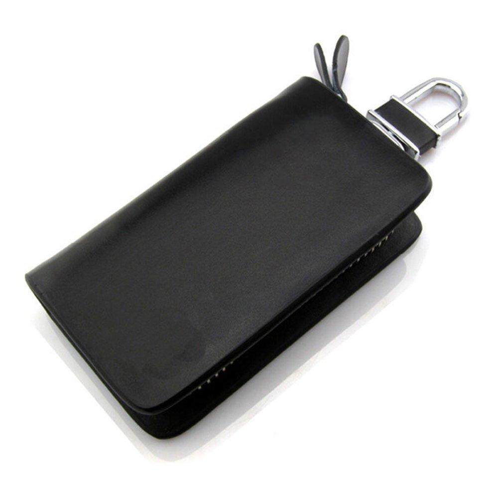 Nàng Radha nghệ chìa túi da đen chìa khóa thông minh túi chìa khóa xe Chevrolet gói