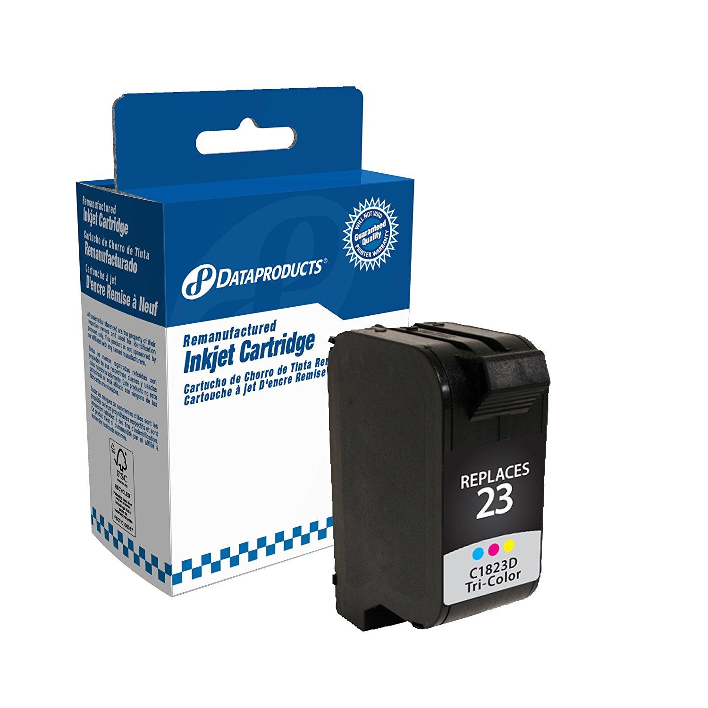 Sản phẩm tái tạo dữ liệu dpc23d Hewlett - Packard # 23 thay thế (c1823d) (hộp mực màu)