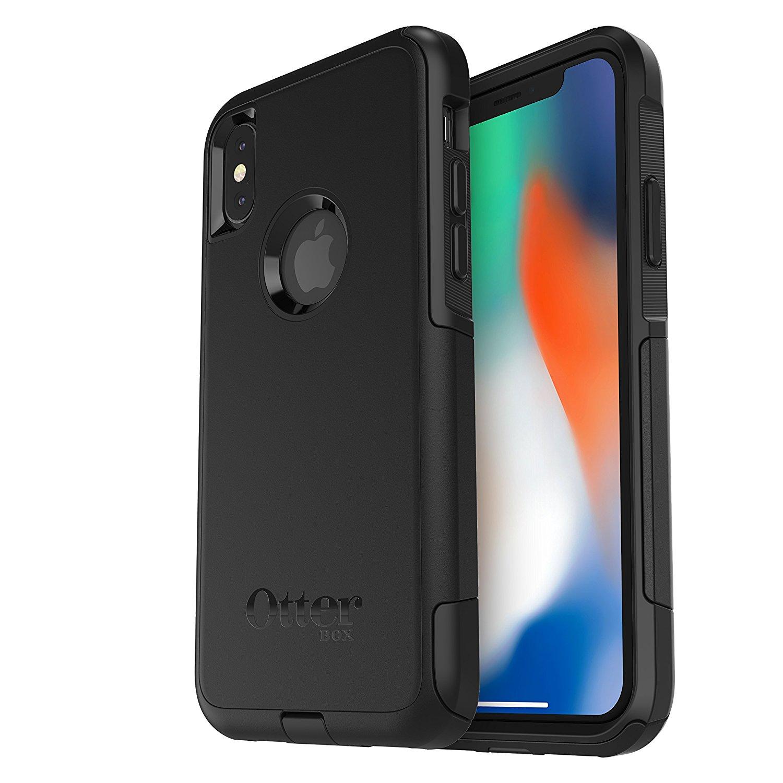 OtterBox bị series bảo vệ bộ áp dụng cho iPhone X (chỉ) – bán lẻ hàng – đen đen.