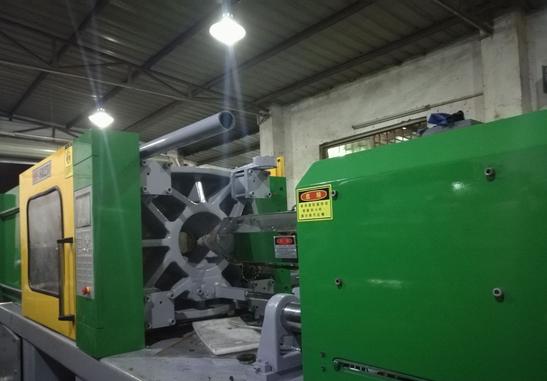 Bán Đài Loan Chấn Hùng SM250 tấn servo máy ép nhựa