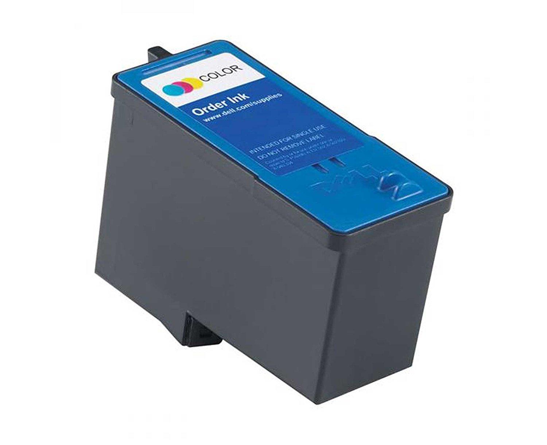 Dell – – – hộp mực máy in% 1 x có khả năng cao màu sắc (xanh lông mòng, phẩm màu đỏ, vàng)