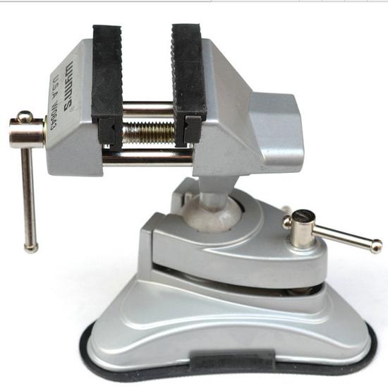 Wynn's Nhôm chính xác chiếc bàn nhỏ vise vise cái kìm chuyên lễ bàn vise