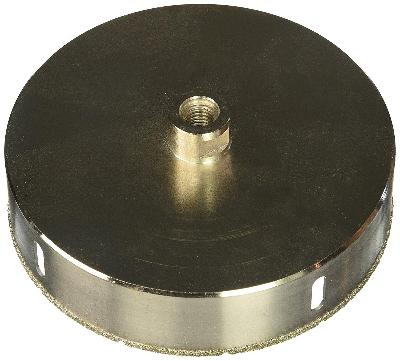 HydroHandle Thủy thủ, bính hh738bit 7 - 1 / 3 / 4 inch mạ điện khoan kim cương 5 x 11 cây 8 inch Tox