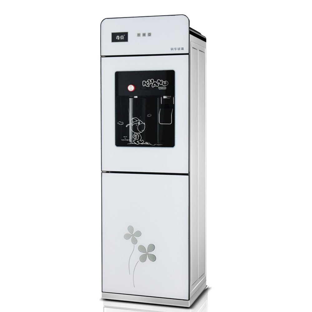 Lẻ sáng dạng tháp nước máy đưa trẻ em khóa máy đèn hồng ngoại trong nước QZ-LB-Y (màu trắng)