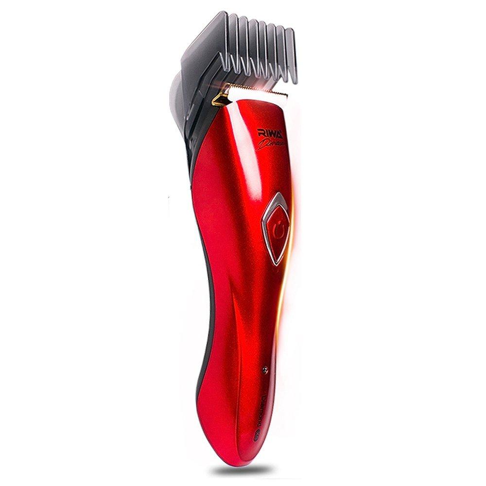 RIWA Rewa máy cắt điện cắt sạc thiết bị lớn đẩy dao cạo điện tông đơ máy cắt tóc kiểu thiết bị X5-1