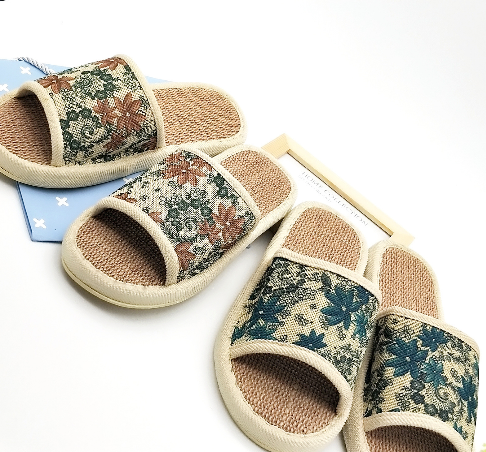 Mùa 2017tuoxie giày dép thở giảm xóc nhà cửa. Cặp đôi nữ đôi dép lanh