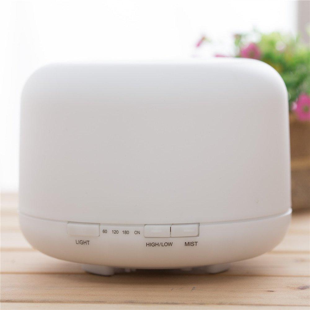 Thế hệ thứ ba siêu âm ion âm mini máy tạo ẩm không khí tinh dầu tinh tinh dầu đèn đèn lò miễn phí vậ