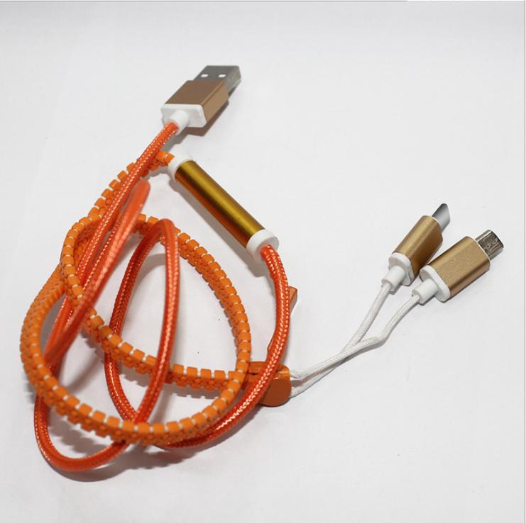 Cáp dữ liệu của thiết bị di động  Các thương hiệu điện thoại di động dữ liệu dây khóa kéo dòng dữ li