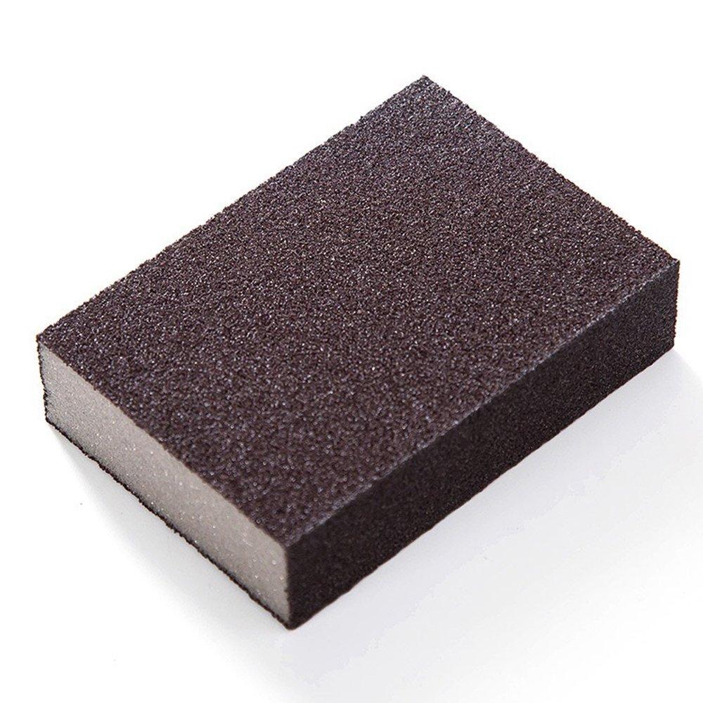 N [sắt xốp nano cát sạch lau chùi] mạnh mẽ sự khử độc ảo thuật kim cát xốp rửa nồi chảo lau chùi rửa