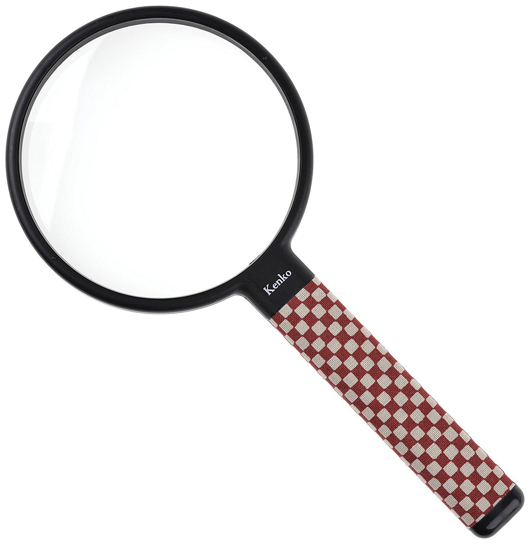 Kenko kính lúp đọc kính lúp giáp 2.25 lần 90mm * * * *