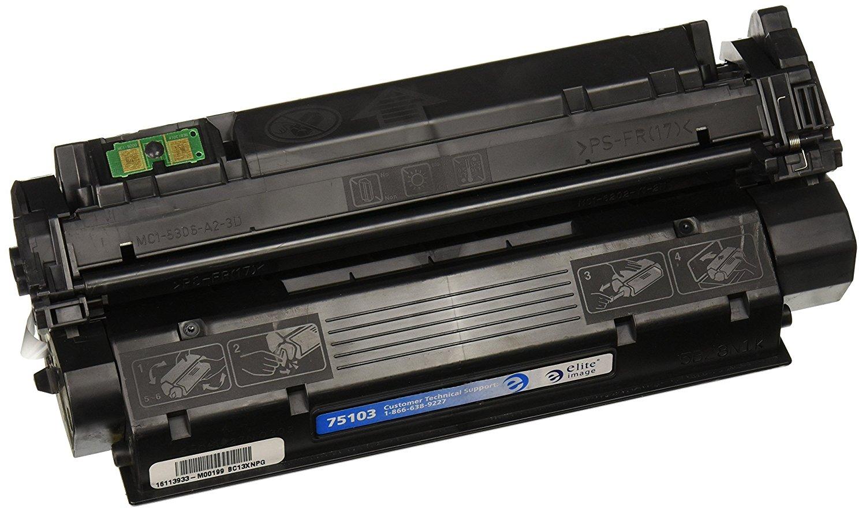 Hình ảnh tinh nhuệ eli75103 tương thích thay thế Hewlett - Packard q2613x (13X), Black.