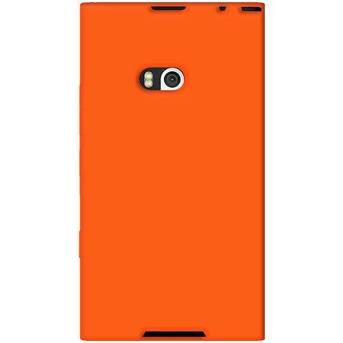 Amzer kinh 93717 silica gel điện thoại Thạch da bảo vệ bộ áp dụng cho Nokia Lumia 900 và ATT, Nokia