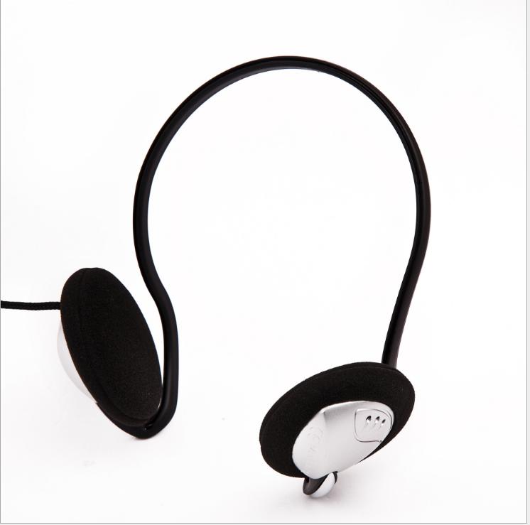 Loại đeo cổ  Đông quan tai nghe các nhà sản xuất bán buôn H08710 loại tai nghe stereo nhạc sau khi t