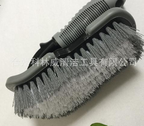 Các nhà sản xuất ô tô sắc rửa xe công cụ đồ tẩy rửa nhiều góc U - lốp xe chải chải cọ rửa xe.