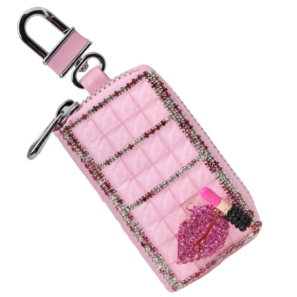 FLEMMER     gói một chìa khóa và chìa khóa xe gói túi ví nữ chìa khoá Zero Original đưa FLM-003 aure