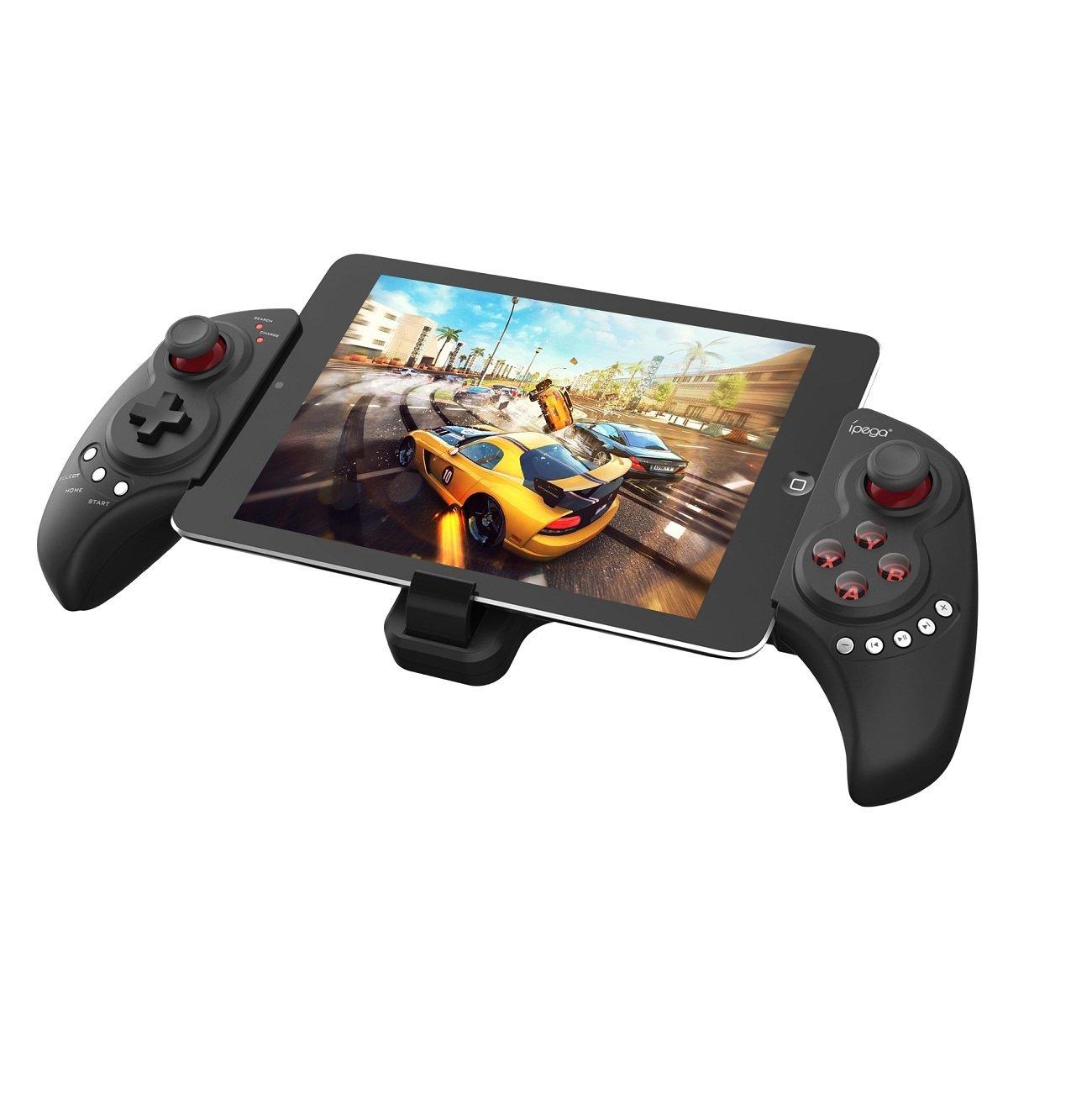 Tay cầm chơi game  Moveski game cầm cái này 9023 Bluetooth không dây sử dụng điện thoại di động iOS