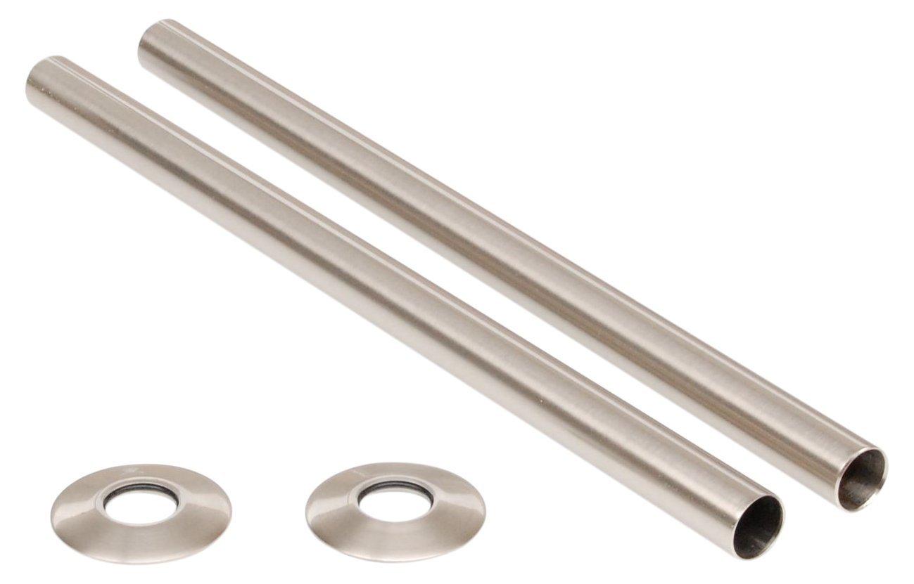 Tây bộ tản nhiệt sleeve-300-sn 300 mm van tản nhiệt ống Suite – sa tanh mặt nickel