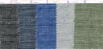 Nhật - Hàn Hiện trường cung cấp đến từ vải lanh subunicolor bông bông vải lanh đến từ pha trộn