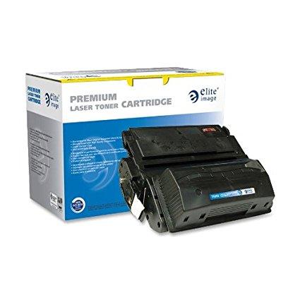 Hình ảnh tinh nhuệ eli75060 tương thích thay thế Hewlett - Packard q1339a (39A), Black.