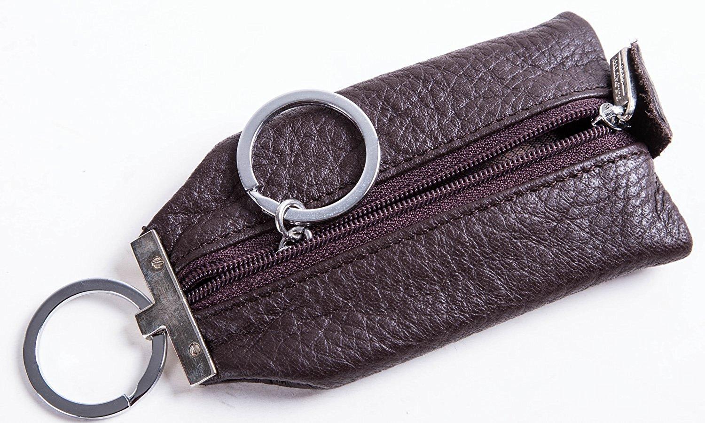 G.S.PATTON 2015, đàn ông có nhiều khả năng móc chìa khóa trung tính thời trang túi da chìa khóa công