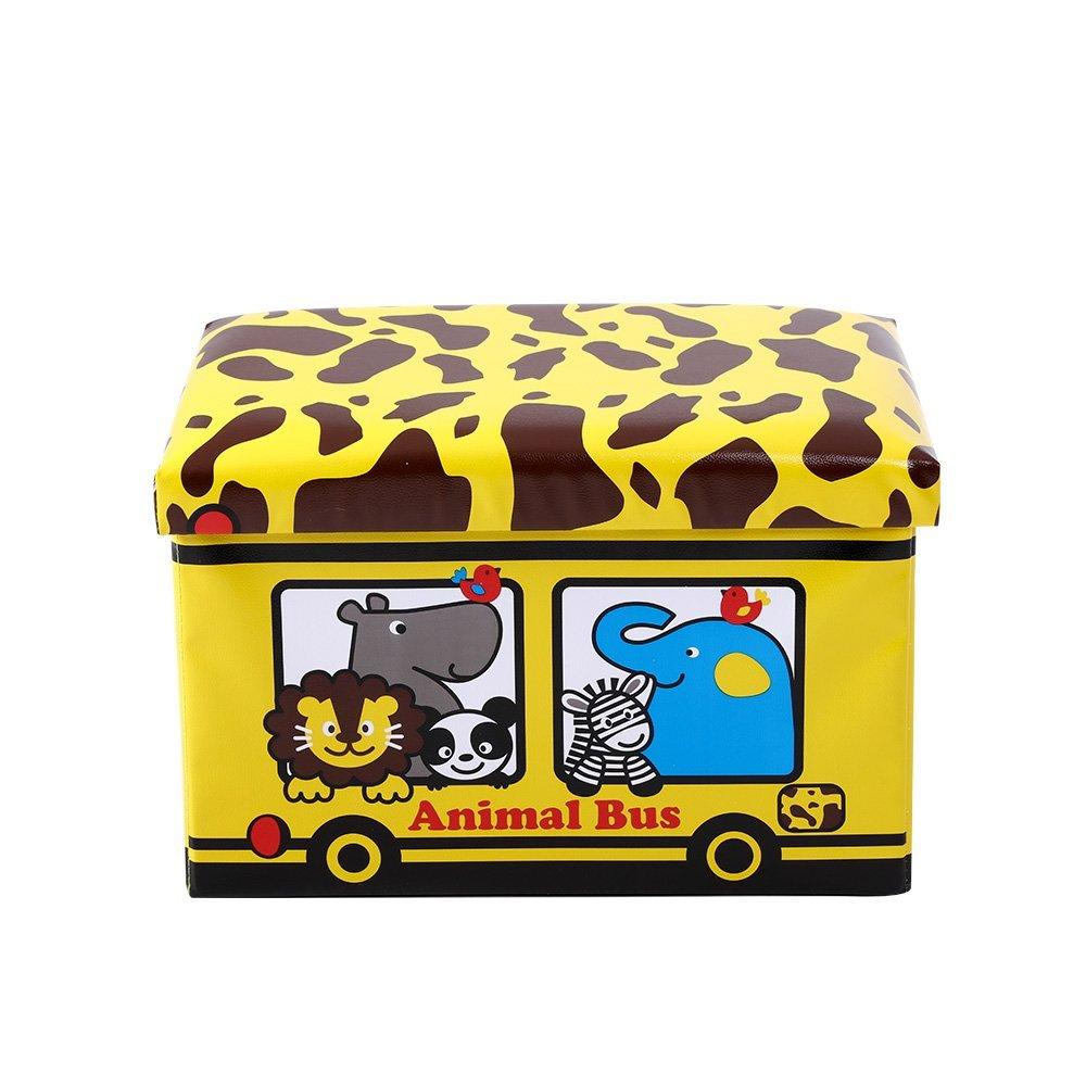 KUKA lo việc nhà ở không tiếp nhận ghế đẩu trữ vật phân khi chức năng đồ chơi trẻ em gấp nhiều phim