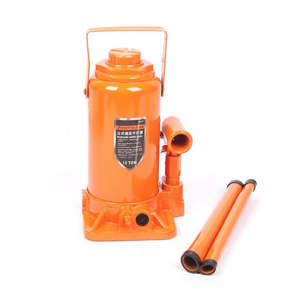 SHEFFIELD  Thép không SHEFFIELD dạng tháp thủy lực xe máy thủy lực như cái lò Jack 10t S160015 (nhà