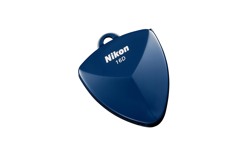 Nikon bàn tay loại kính lúp trong túi mới loại kính lúp 16 d midnight xanh