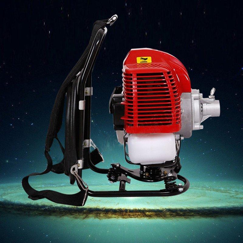 Erebus rừng Seoul cắt hai nét mang theo kiểu máy máy xăng điện máy cắt cỏ làm cỏ lúa Reaper hai nét