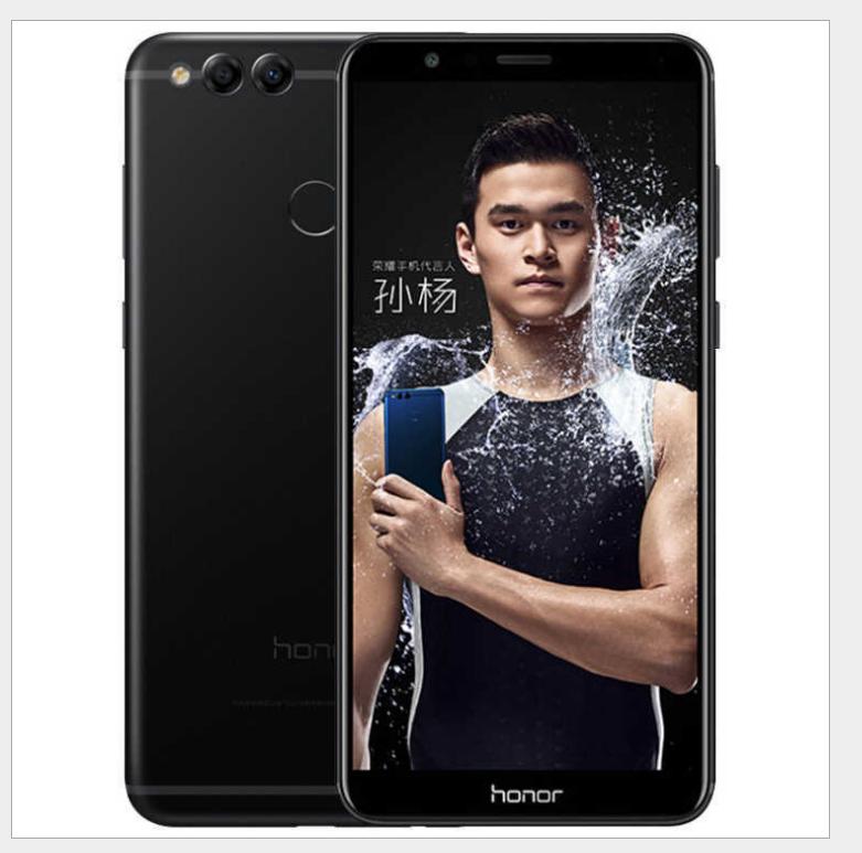 Phổ biến  Huawei honor/ vinh quang 7X tất cả điện thoại 4G 5.93 inch tám điện thoại thông minh nhân