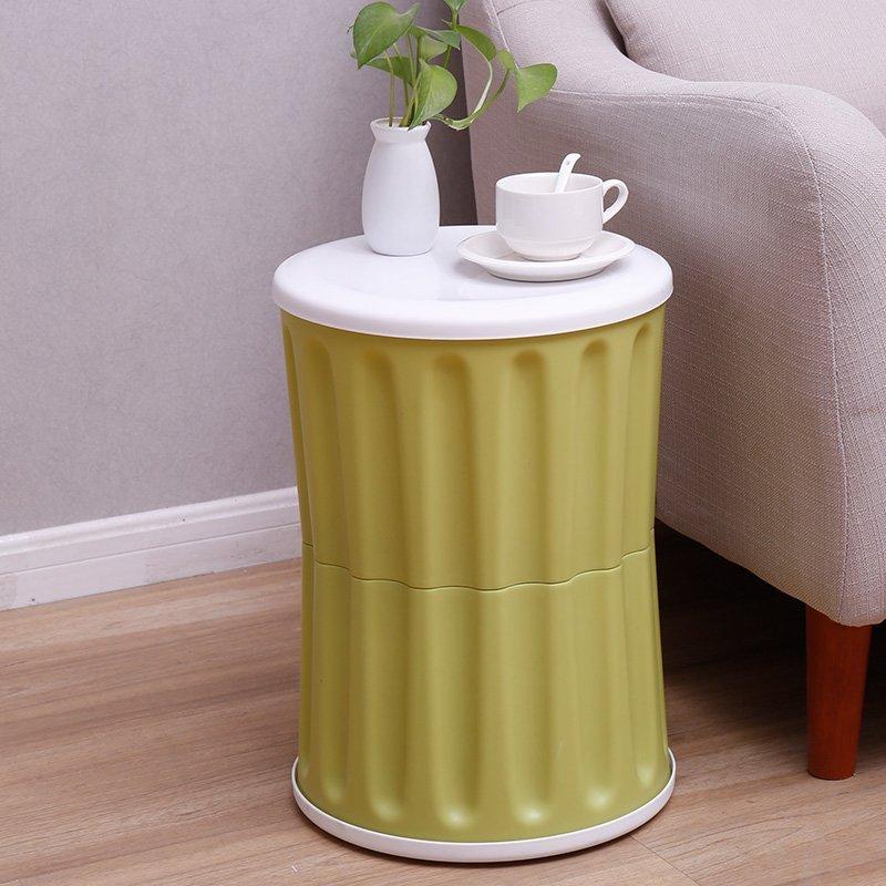 BAOYOUNI báu vật dành ghế nhựa gia dụng có thể chồng chất khi ngồi ghế đẩu người sáng tạo thay đổi g