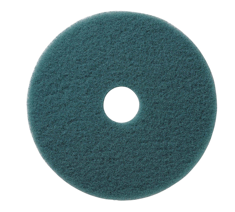 Muội làm 402324 light green siêu tốc độ sợi tổng hợp đánh bóng sàn nhà Mats (5 người nạp đạn), 61 cm