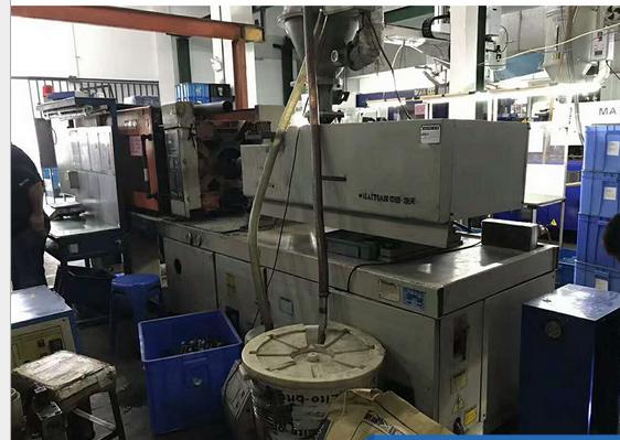 Nhà máy khuyến mãi bán người Haiti 120 Red bản lề người Haiti máy ép nhựa