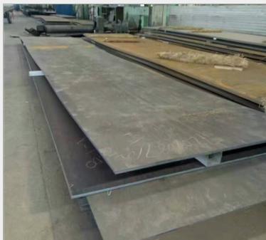 Hiện trường các nhà sản xuất thép bình thường bình thường 35# 50mm cấu trúc bằng thép tấm thép bình