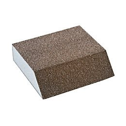 Coral Tools San hô 74300 thể thiết yếu đưa mài vải miếng bọt biển đồng đưa ướt hay làm vải trung bìn