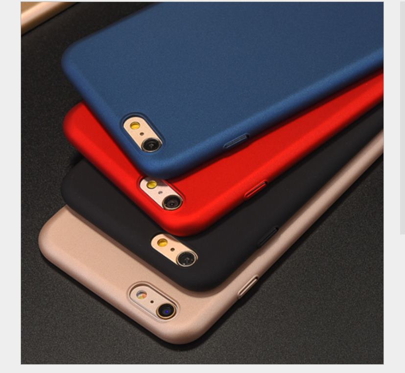 Case iPhone  IPhone6s vỏ điện thoại di động Apple 7 bộ PC đầy vỏ cứng bảo vệ vỏ điện thoại Plus.