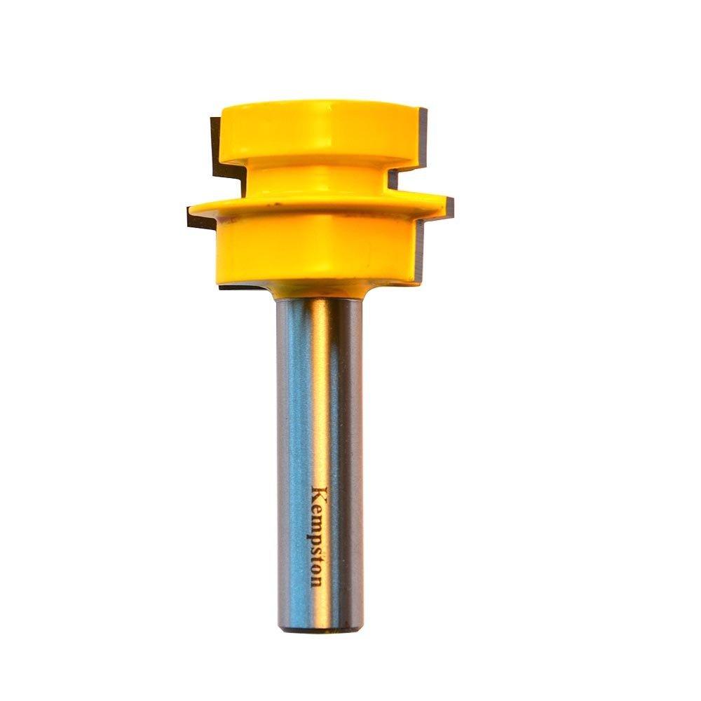 Kempston 607441 lưỡi và rãnh loại quý – trục bính cho 0.32 cm, đường kính 1 5 / 8