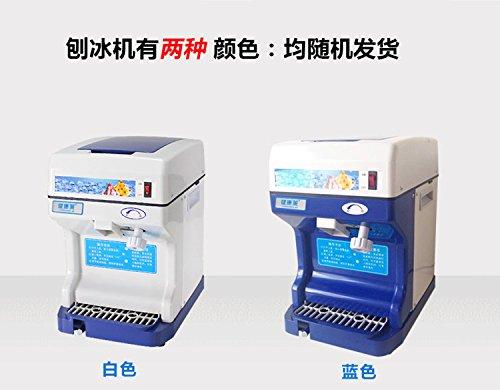 Le JK-189 đá khỏe mạnh thương mại máy máy nước đá bào câm Trà nhanh hàng máy sinh tố máy cát đá
